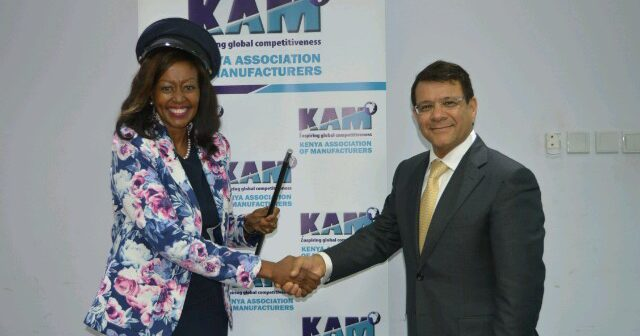 Flora Mutahi announced new chair of Kenya Association of Manufacturers