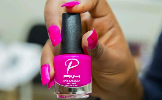 Pam Nail Lacquer