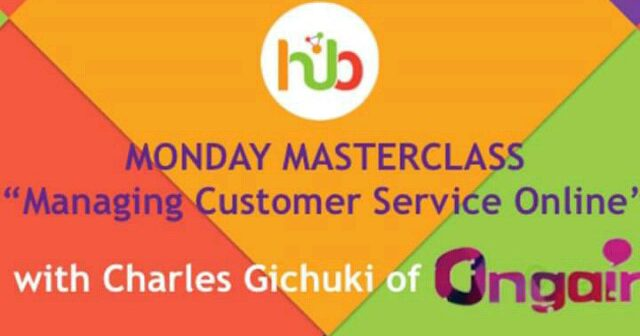 Monday Masterclass: Managing Customer Service Online