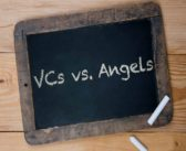 Comparing an angel investor to a venture capitalist