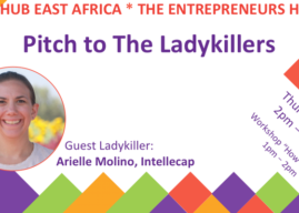 Pitch your business idea to the Ladykillers and get candid feedback