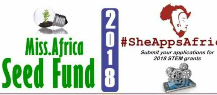 Miss.Africa Seed Fund