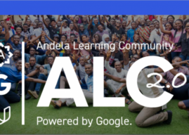 Google invites you to Apply for the Andela Learning Community program