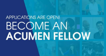Acumen Fellows Program
