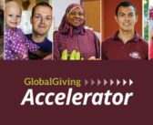 GlobalGiving Accelerator program 2018 (funding)