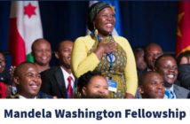 Mandela Washington Fellowship 2019