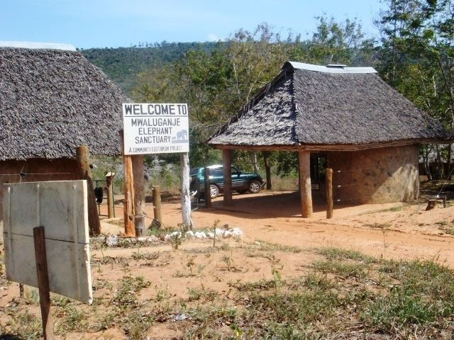 Mwalungaje Elephant Sanctuary