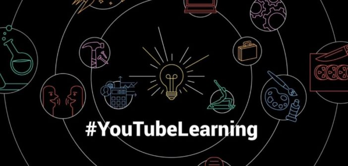 YouTube learning fund