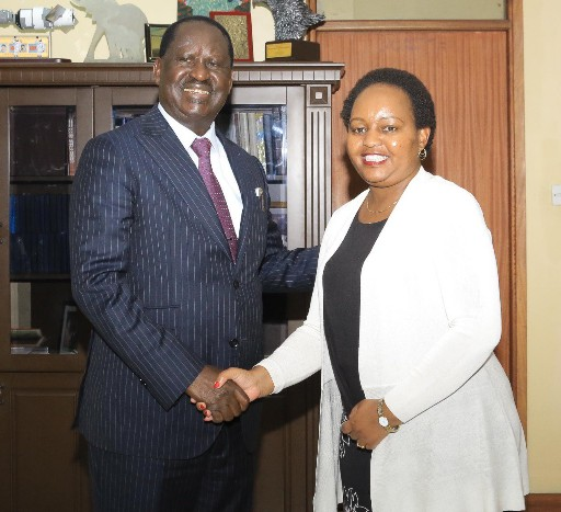 Raila and Waiguru