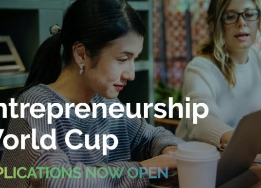 Take part in the 2019 Enterpreneurship World Cup