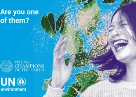 2019 Young Champions of the Earth competition (seed funding)