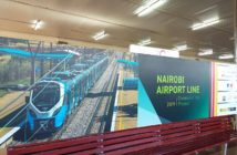 Nairobi commuter rail