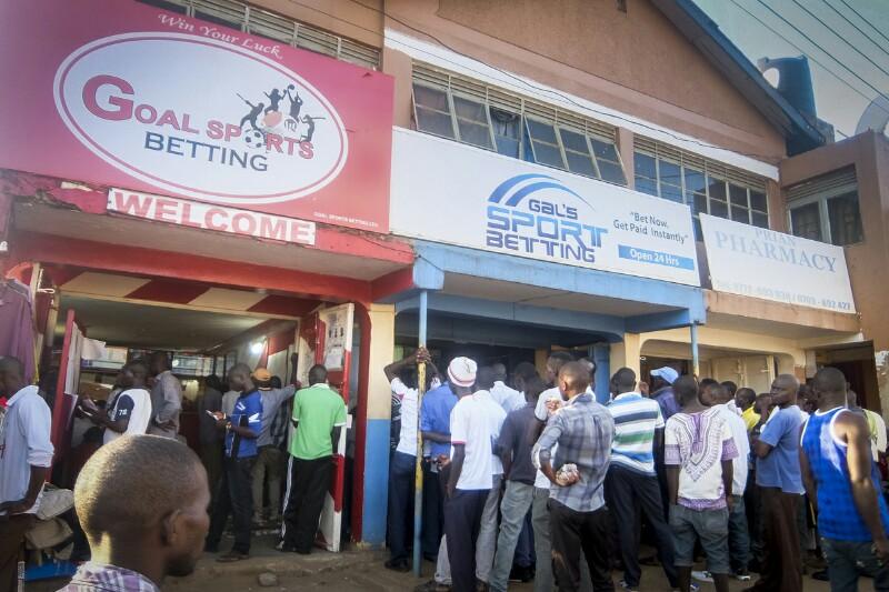 Sports betting africa uganda fixtures etc premier league total points betting sites