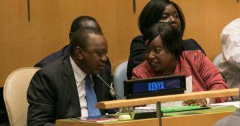 Kenya UN General Assembly