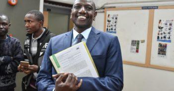 William Ruto PhD