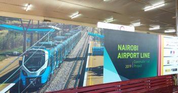 Nairobi commuter rail
