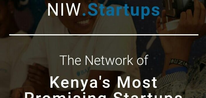 NIW.Startups call for application